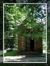 Photo: Chapelle et sarcophage