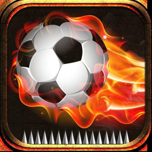 スカイサッカー:フリック球技 街機 App LOGO-APP試玩