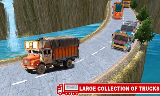Indian Real Truck Drive Sim- screenshot thumbnail
