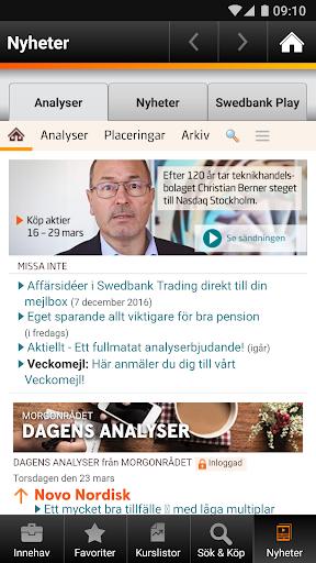 Sparbanken spara och placera screenshot 3