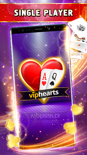 Hearts by VIP Games - Free Card Game 2.1.0 screenshots 1