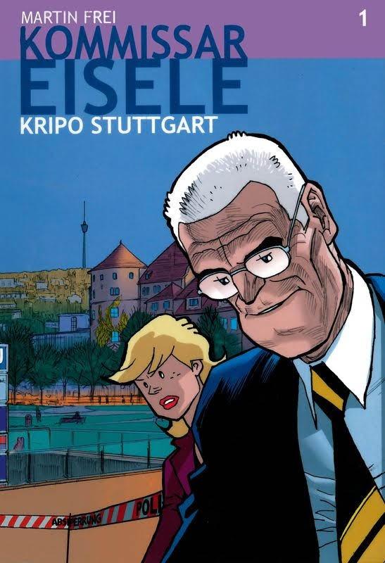 Kommissar Eisele (2008) - komplett