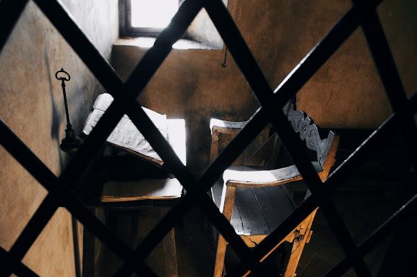 Cella della sacra lettura meditativa di AngeloEsse