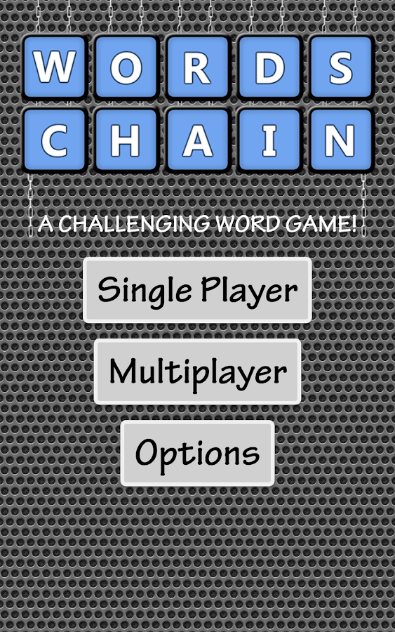 Words Chain Classic- screenshot