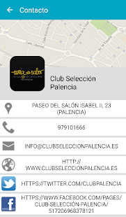 Club Selección Palencia- screenshot thumbnail