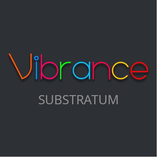 Vibrance Substratum Theme