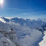 Titlis in Engelberg, Obwalden, Switzerland
