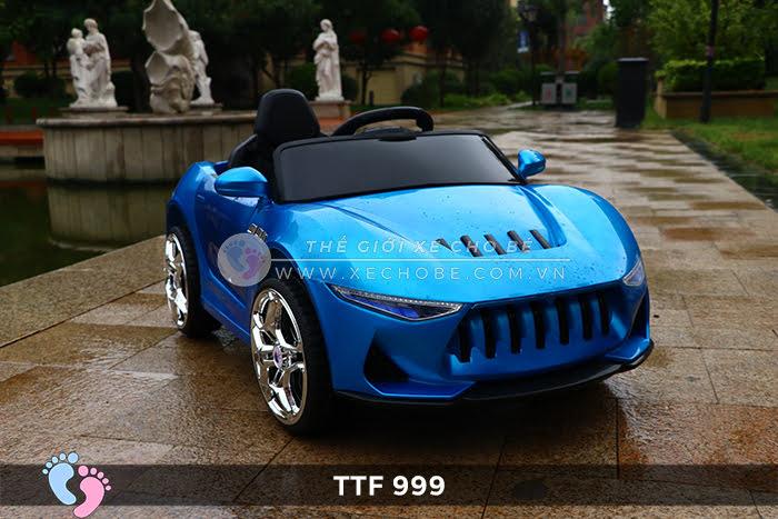 Ô tô điện đồ chơi trẻ em cao cấp TTF-999 13