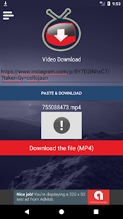 SM Video Downloader Screenshot