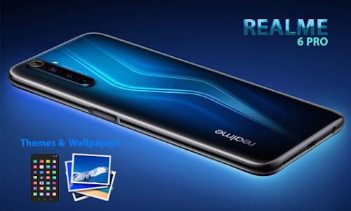 Realme 6 Pro Theme, Ringtones & Launcher 2020 1.3