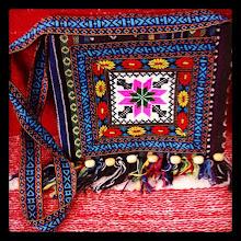 Photo: Bag crafts of Maramures, Romania #intercer #romania #craft - via Instagram, http://instagr.am/p/LcpytEpfmh/