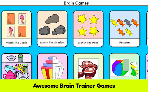 Brain Games for Kids–Brain Trainer & Logic Puzzles 1
