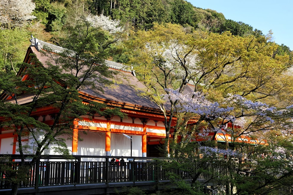 Kioto, Kiyomizu-dera