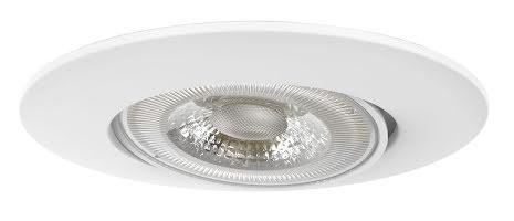 Airam SKYE LED Tilt Downlight IP20 3-pack