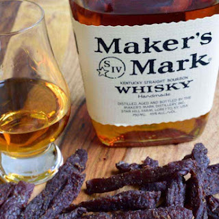 Kentucky Bourbon Beef Jerky.