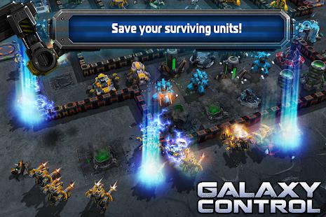 Galaxy Control mod apk