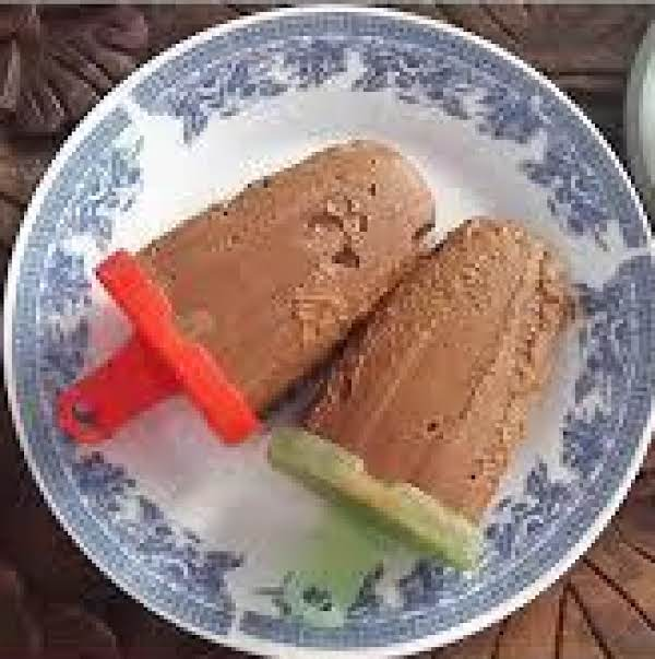 Healthy Chocolate Ice Cream Treat Recipe