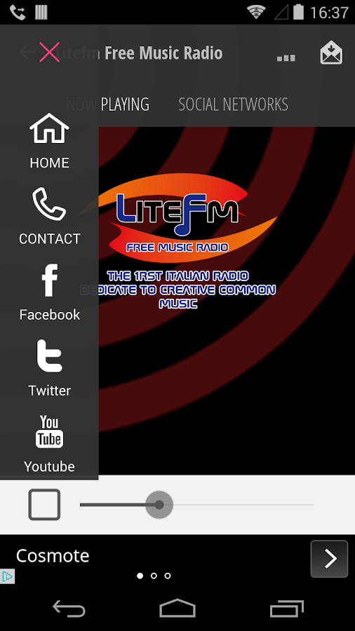 Litefm Free Music Radio- screenshot