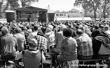 Photo: Open-Air-Bildungsveranstaltung