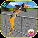 Flying Police Dog Prison Break icon