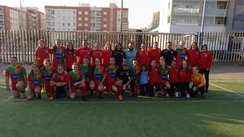 El Pavía potencia el fútbol femenino con un director deportivo