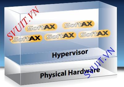 A10 SoftAx Load Balancing trên nền ảo hóa (2)