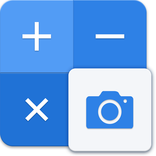 Calculator Pro – Get Math Answers by Camera Icon
