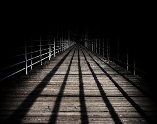 Paura del buio? di Justinawind