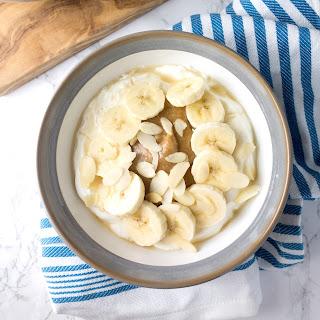 Banana Protein Breakfast Bowls Recipe