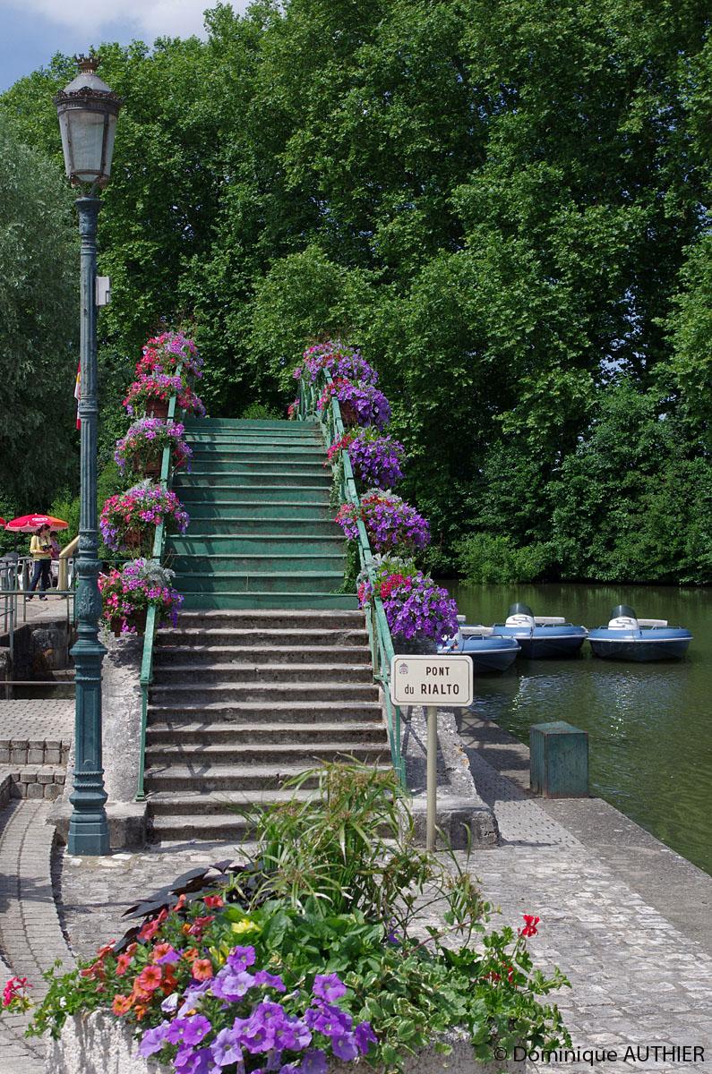 Photo: Pont du Rialto à Briare