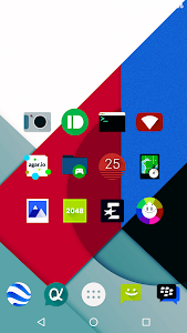 Iride UI is Dark - Icon Pack 6.9 (Patched)