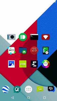 Iride UI is Dark - Icon Pack- screenshot thumbnail