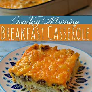 Sunday Morning Breakfast Casserole Recipe