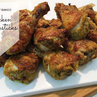 Healthy Baked Chicken Drumsticks Recipes.