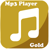 Music Player Plus – Gold