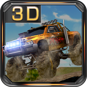 Monster Truck Jam Racing 3D for PC and MAC