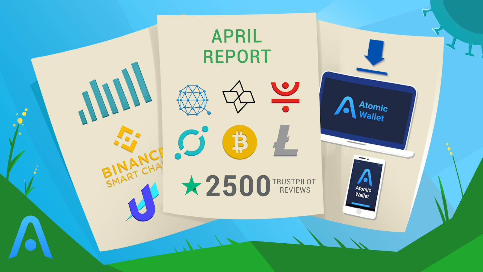 april report cover