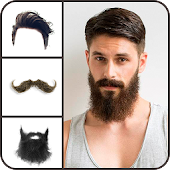 Mustache Beard And Men Hairstyle
