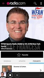 Radio.com screenshot 02