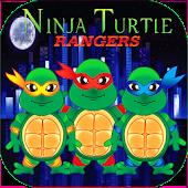Ninja Turtle Rangers