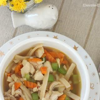 Family Secret Chicken Noodle Soup