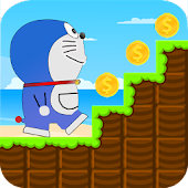 Super doreamon game jump and run