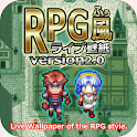 The RPG style Livewallpaper icon