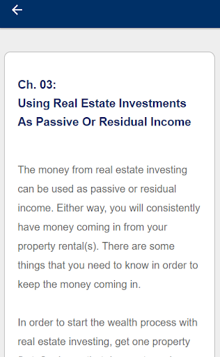 Real Estate Investing For Beginners 4.0 Screenshots 5