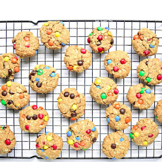Mini Monster Cookies