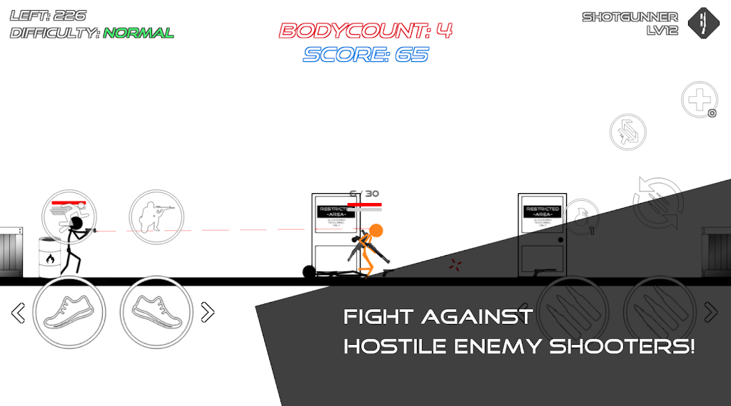 Stick Warfare: Blood Strike  poster 3
