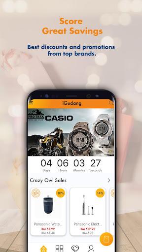 iGudang 3.9 screenshots 2