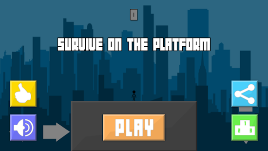 Survive on the platform- screenshot thumbnail