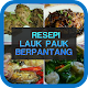 Resepi Lauk Pauk Berpantang Download on Windows