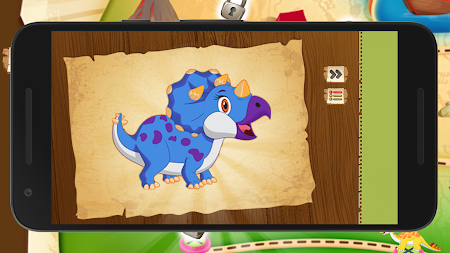 Dinosaur Bones Hunter APK screenshot thumbnail 3
